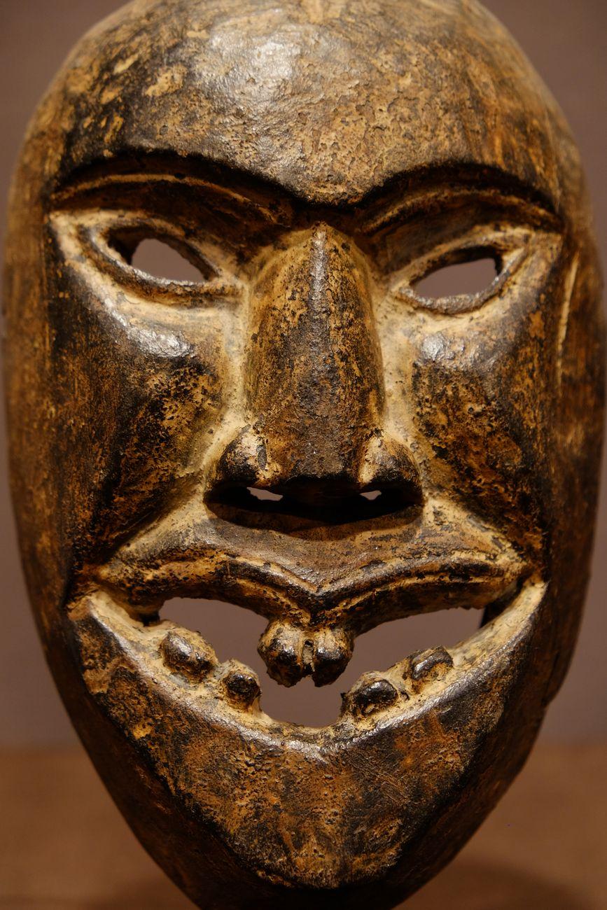 Tamang Himalaya Mask